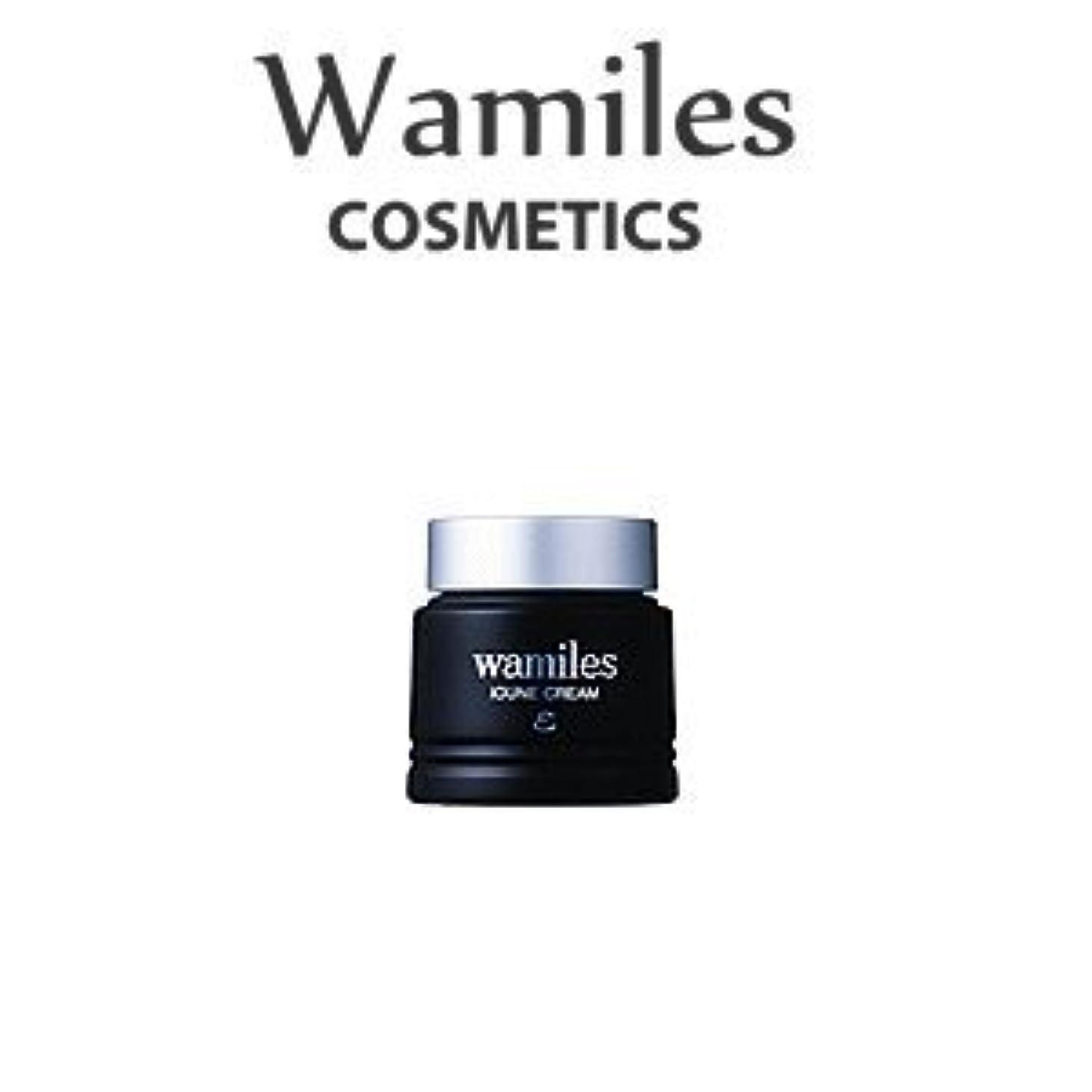 豊かにする知的編集するwamiles/ワミレス ベーシックライン イオンヌ クリーム 53g 美容 保湿