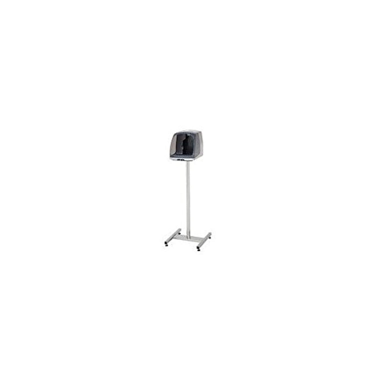 ラバ自発的ふざけた自動手指消毒器 HDI-9000用 架台スタンド キャスターなし 【品番】XSY8501