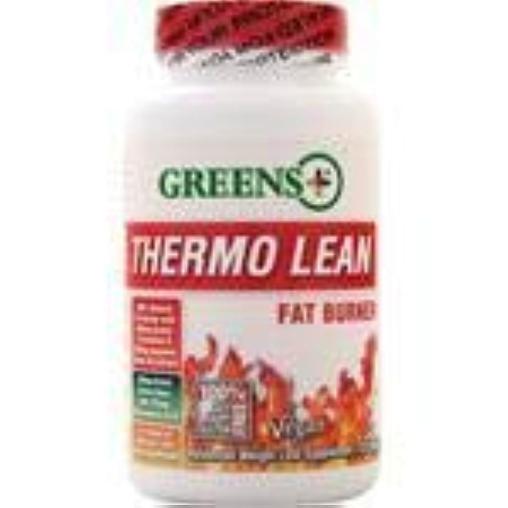 抹消きゅうり環境に優しいThermo Lean Fat Burner 120 vcaps