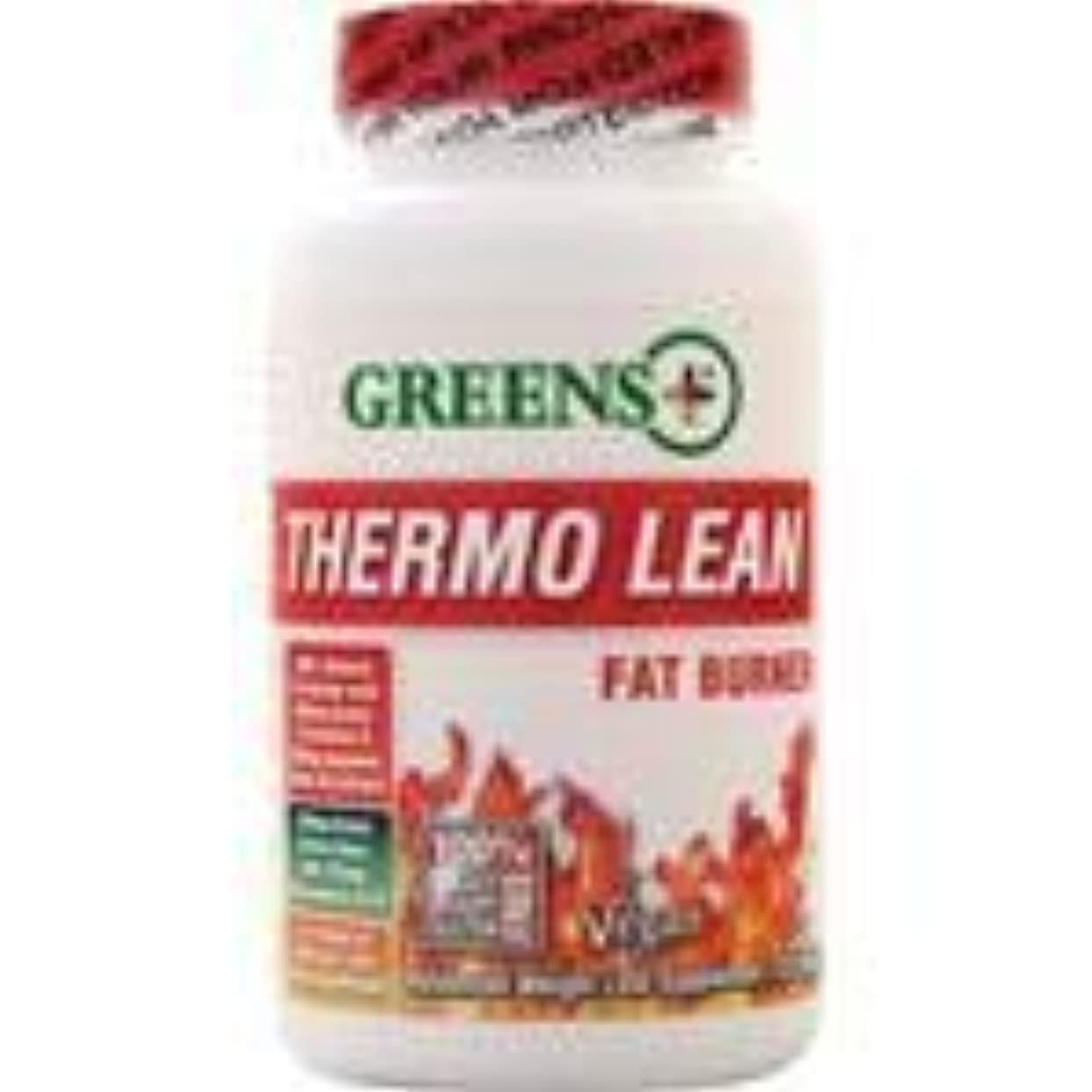 支出願望財団Thermo Lean Fat Burner 120 vcaps