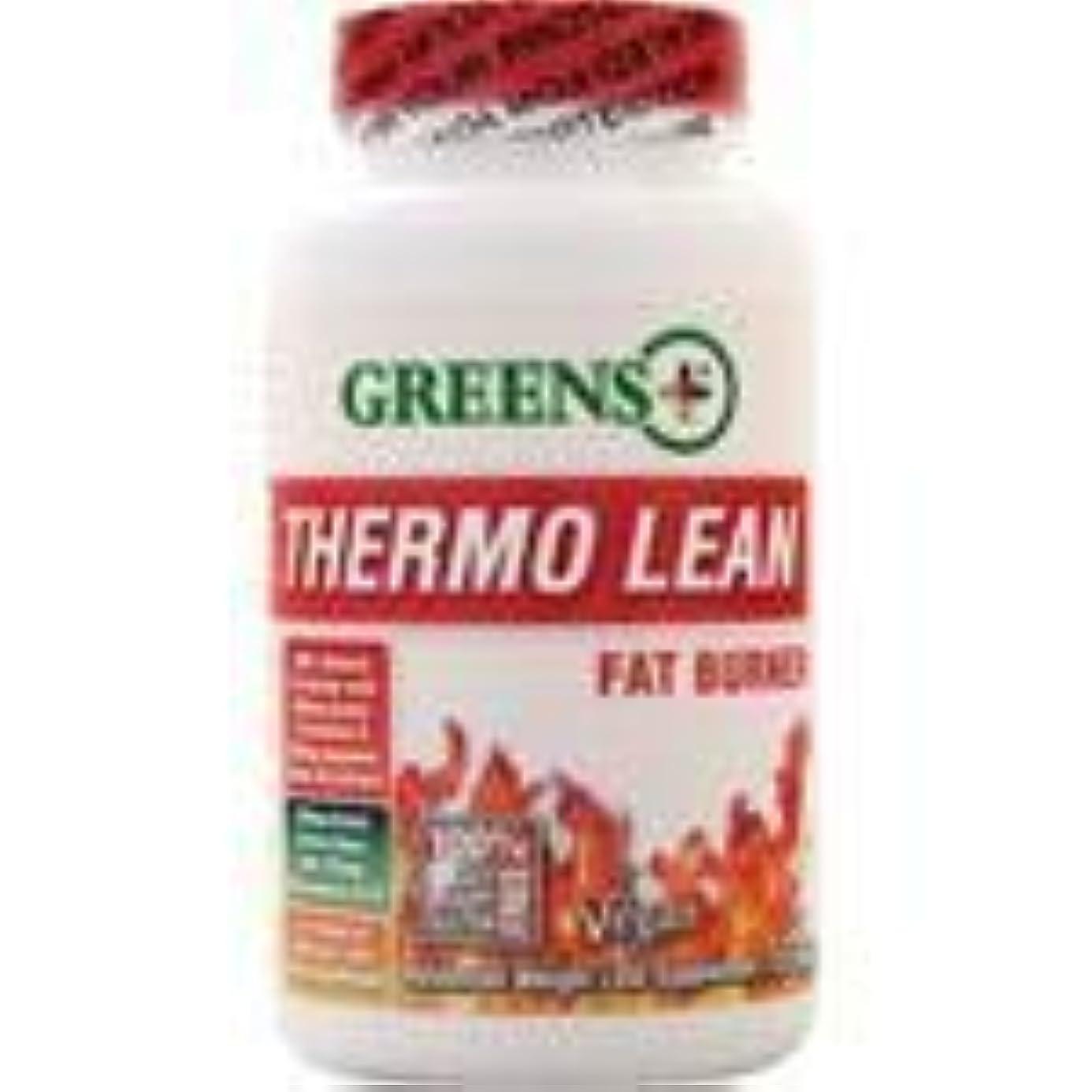 レタス駐地緩めるThermo Lean Fat Burner 120 vcaps
