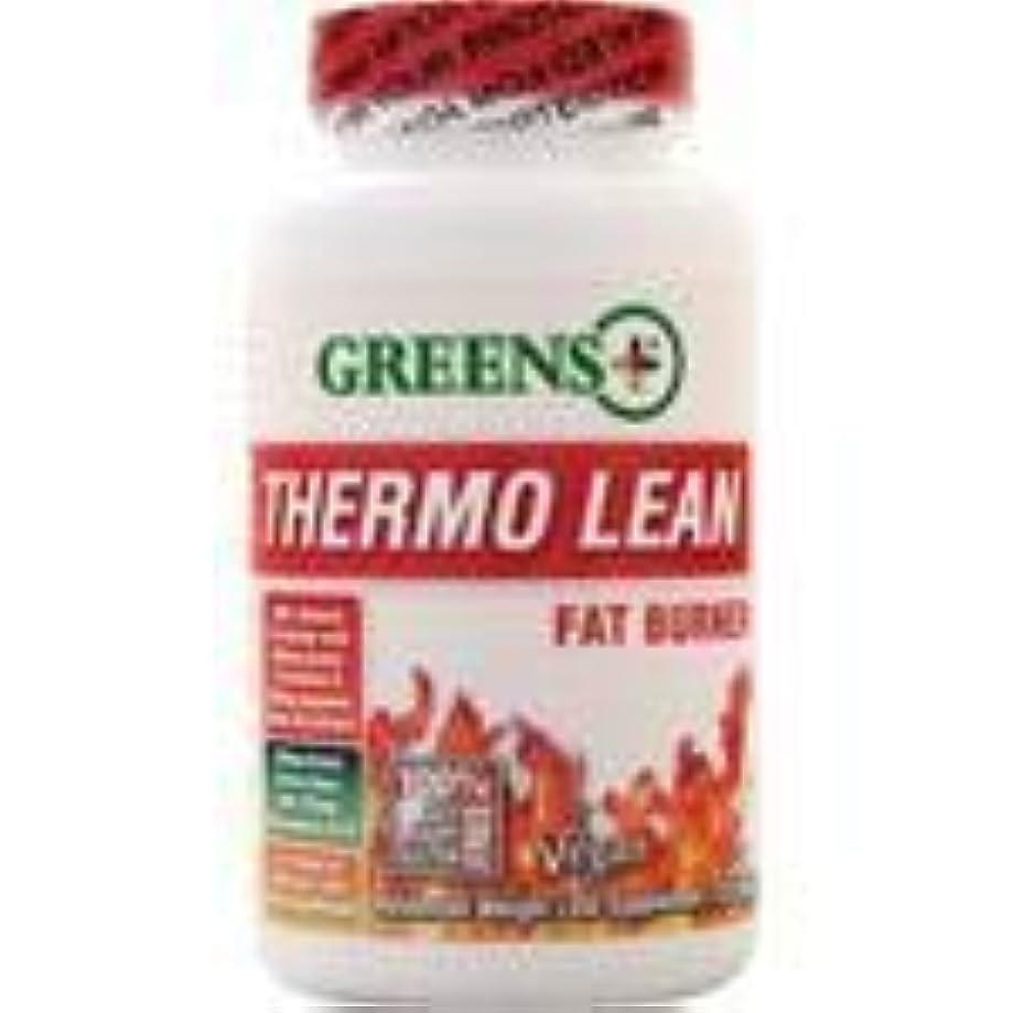 インシデントミット人に関する限りThermo Lean Fat Burner 120 vcaps