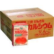 げんきなカルシウム りんご 200ml×12個入 三育フーズ