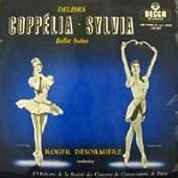 【※CDではありません】ドリーブ:バレエ組曲「コッペリア」,「シルヴィア」【中古LP】