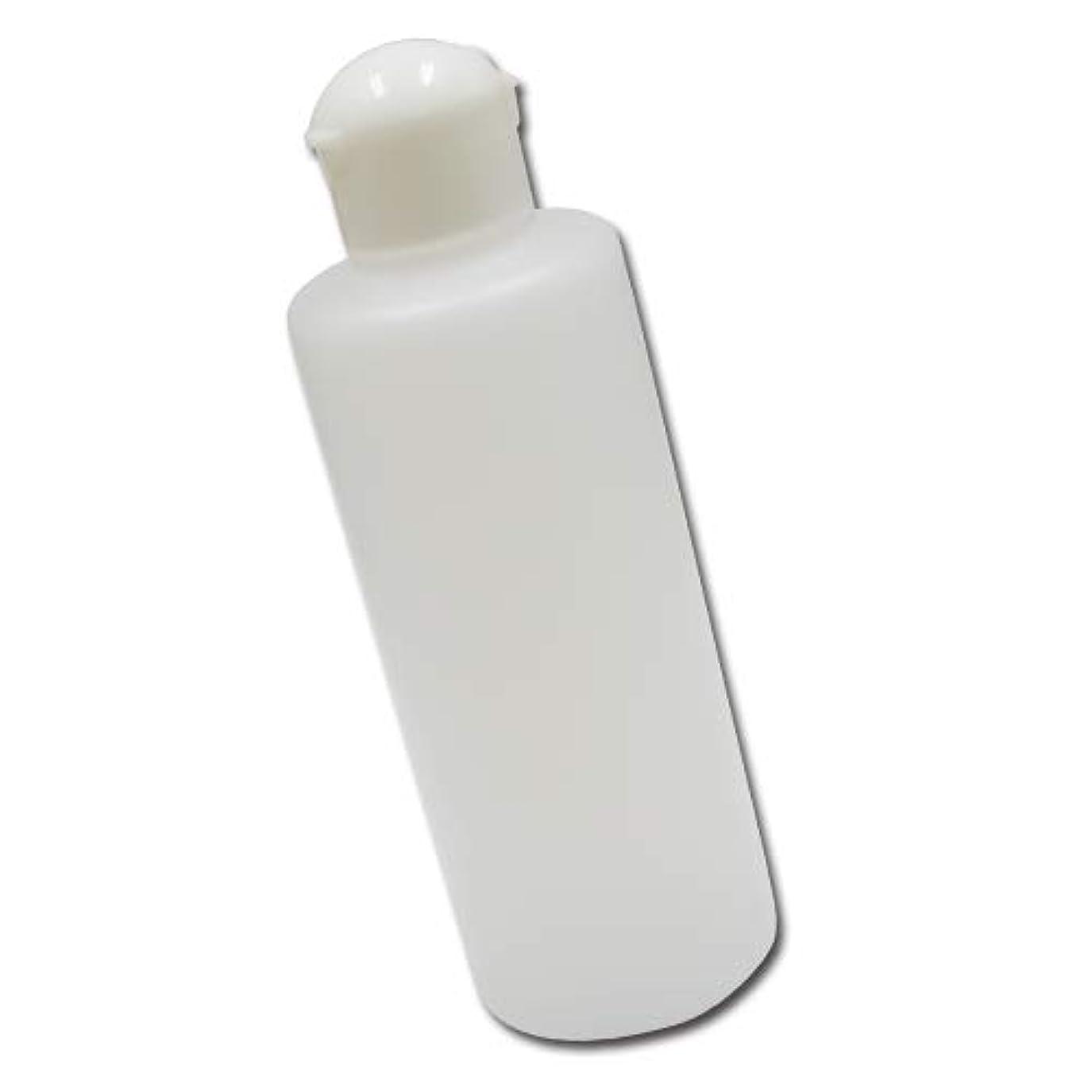 ボール懲戒混乱させる詰め替え容器ワンタッチキャップ200ml (半透明)│業務用ローションやうがい薬、液体石鹸、調味料、化粧品などの小分けに便利なボトル