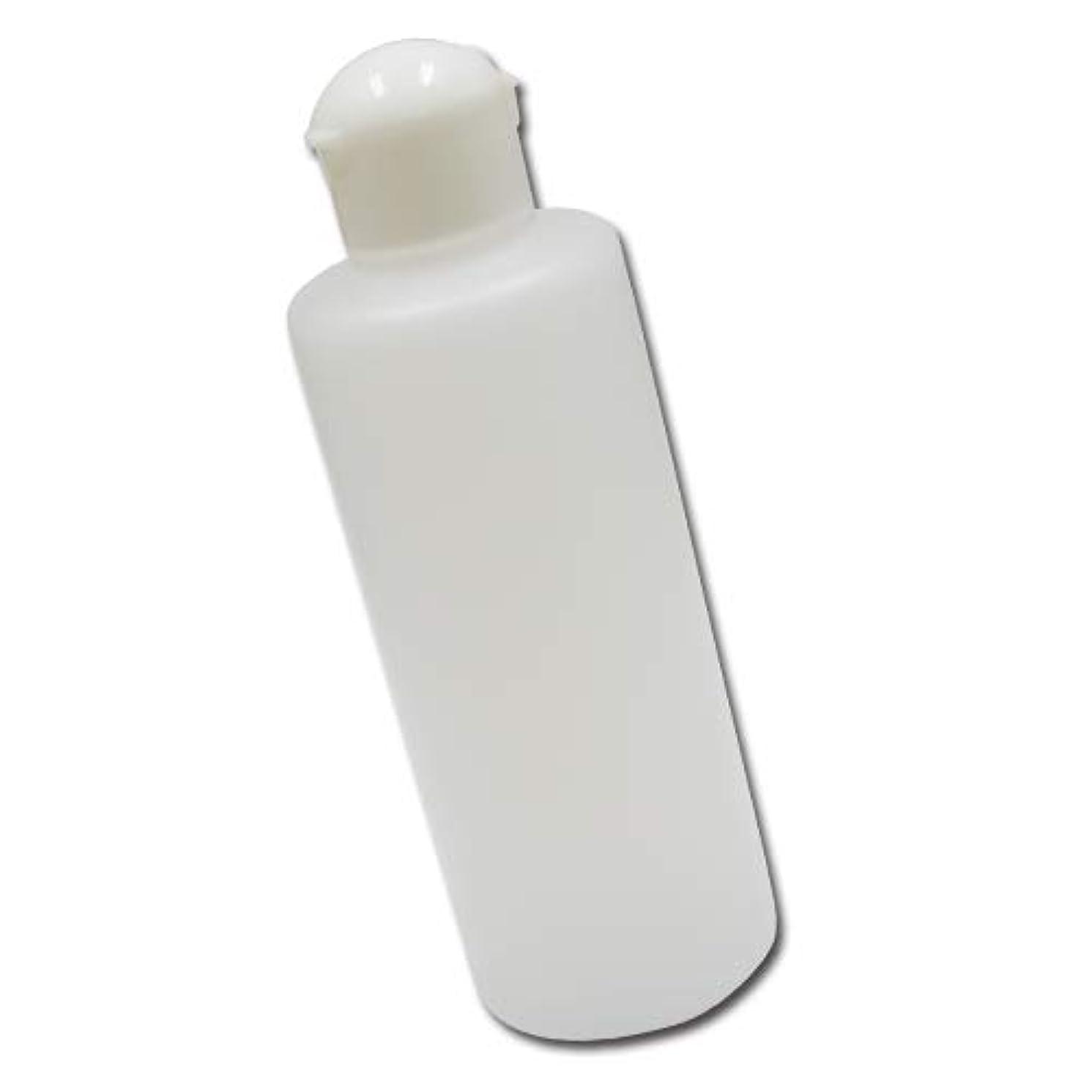 遷移警告エイリアン詰め替え容器ワンタッチキャップ200ml (半透明)│業務用ローションやうがい薬、液体石鹸、調味料、化粧品などの小分けに便利なボトル