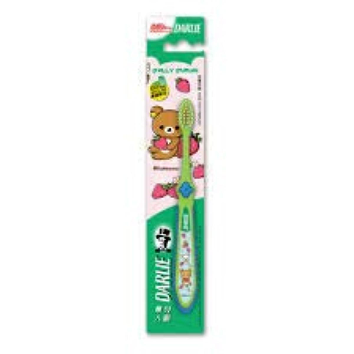 頼む子豚以来DARLIE 陽気ジュニア6-10歳歯ブラシ1 - 空洞に抵抗するためにきれいな口腔内を維持し、歯を強化