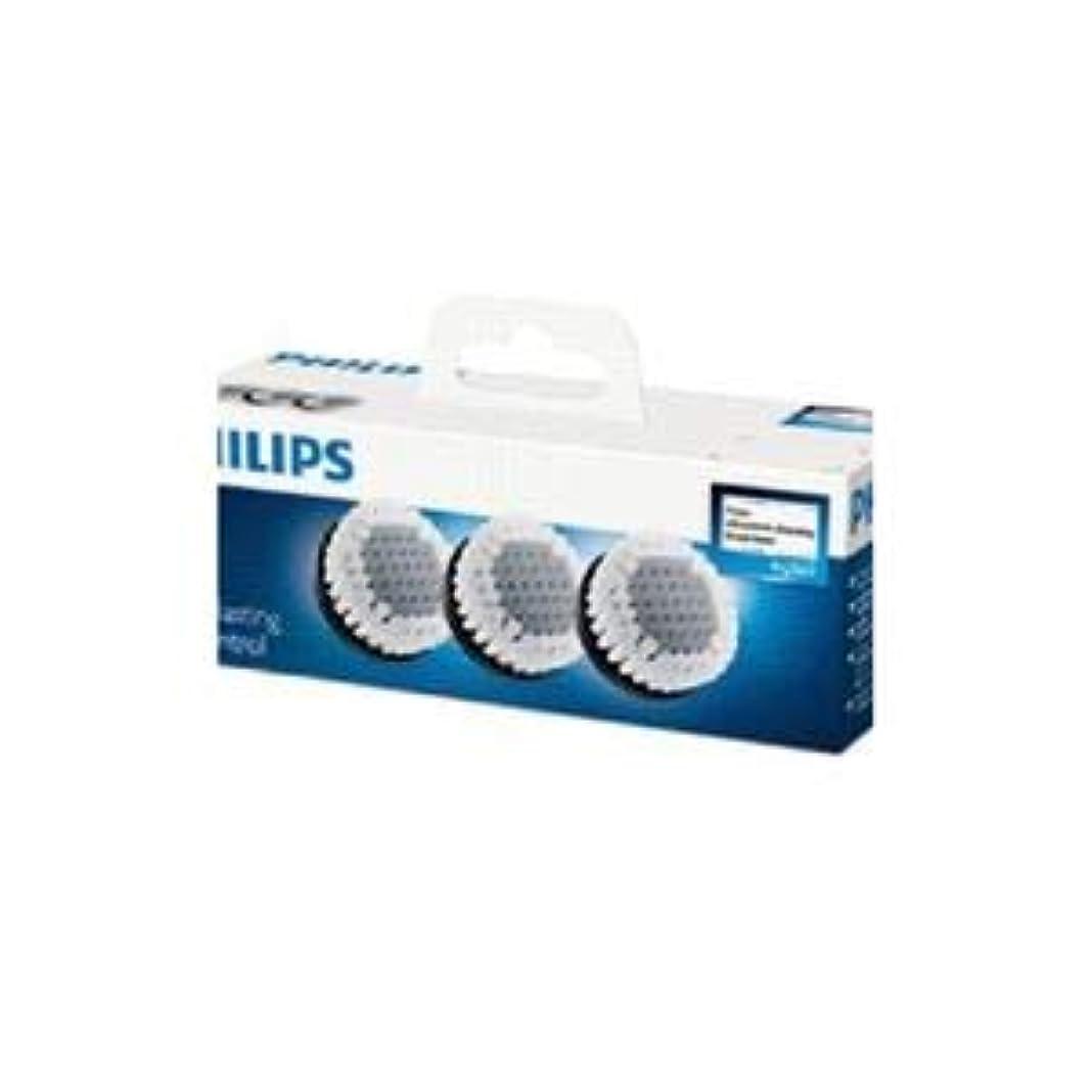 強いヘア天PHILIPS 交換用 洗顔ブラシ(3個) RQ563/51