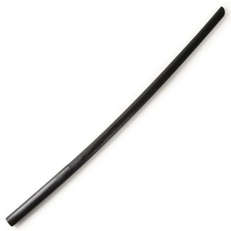 【国産木刀】樫製 黒塗特価品木刀 大刀