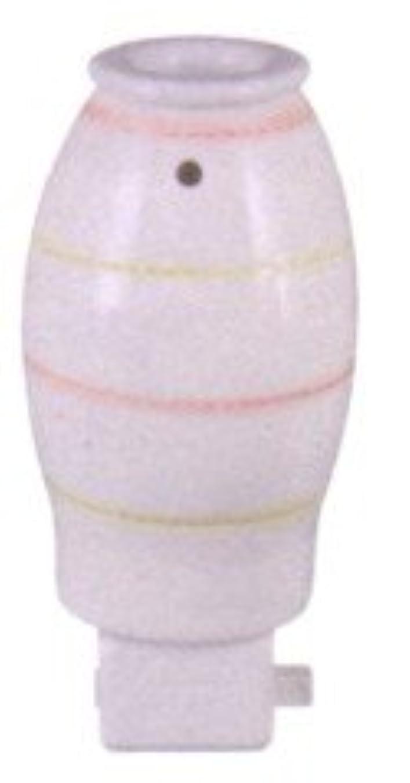 虫を数える倒産驚いたアロマコンセントランプ ルレット ピンク