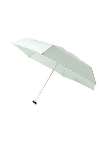 (レイビームス) Ray BEAMS / ソリッド 折りたたみ傘 ハートマークカバー付き 61660056678 ONE SIZE ICE GREEN