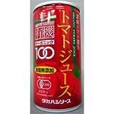 カントリーハーヴェスト 有機トマトジュース(濃縮トマト還元) 190g ×30缶