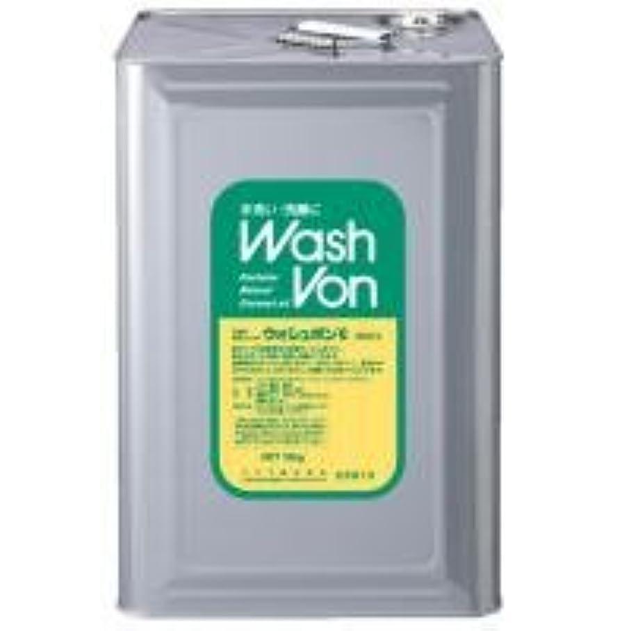 消毒剤ジャンプ税金サラヤ ウォシュボンG 18kg×1缶