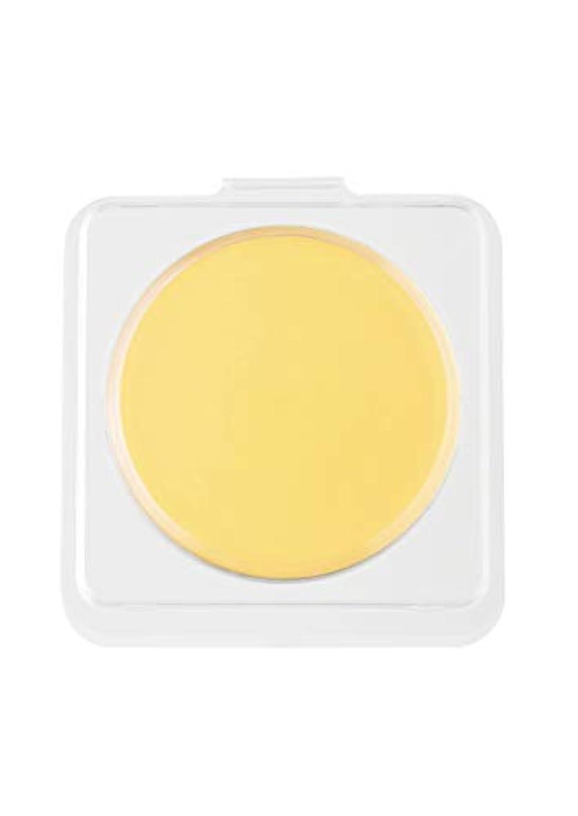 パール配置香りかづきれいこ ハードファンデーション N リフィル(ケース別売) さらりとした感触で肌にしっかりとフィットする、練り状ファンデーション。 (イエロー)