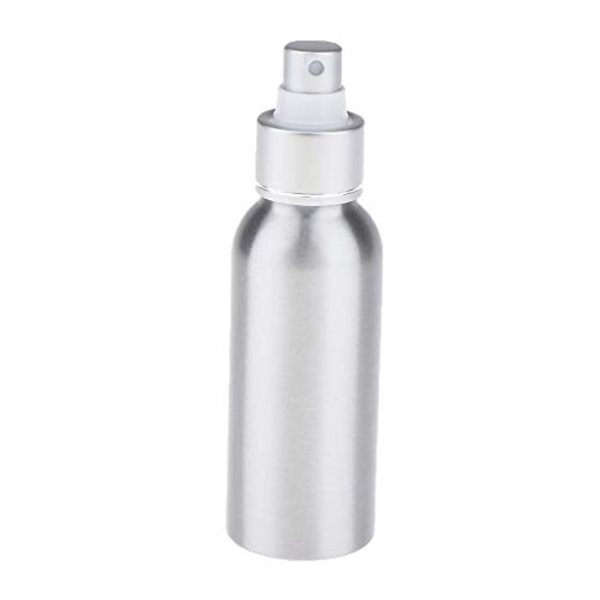 スコットランド人毎回乞食CUTICATE ポンプボトル アトマイザー トラベルボトル スプレー 漏れ防止 遮光 霧吹き 旅行用 5サイズ選べ - 100ミリリットル