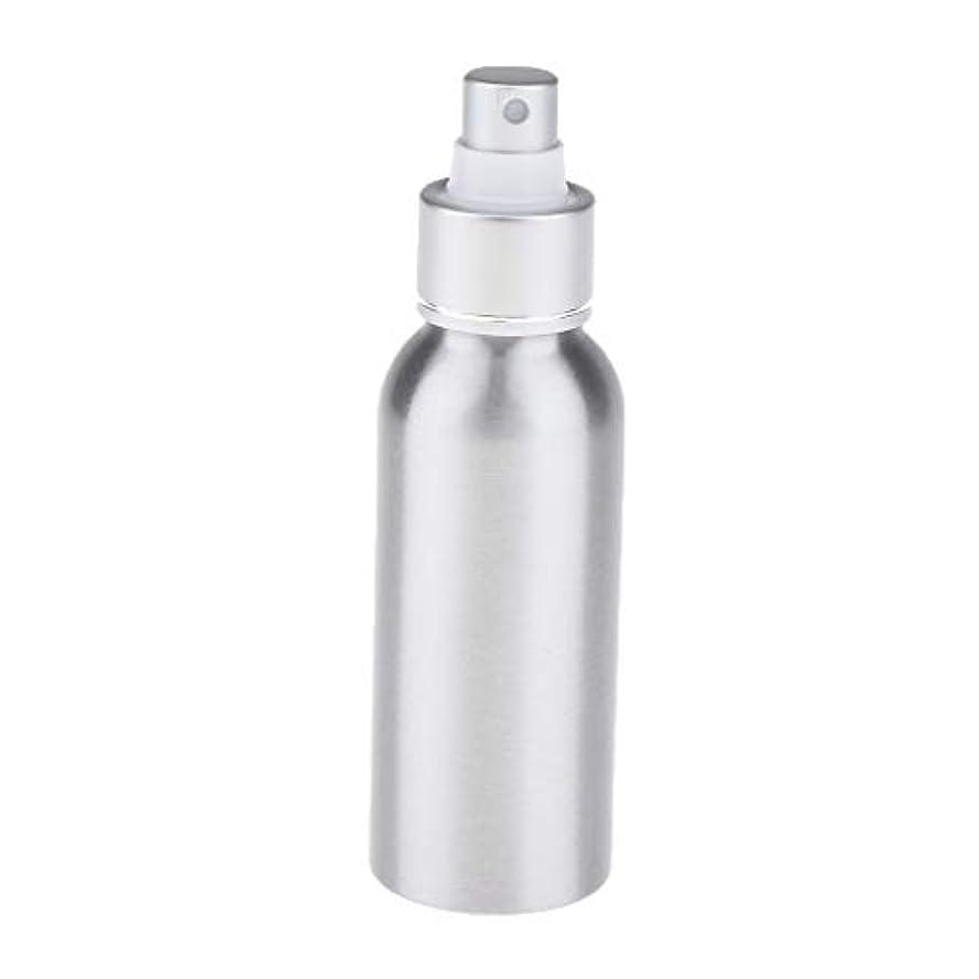 ヒントディスパッチ師匠CUTICATE ポンプボトル アトマイザー トラベルボトル スプレー 漏れ防止 遮光 霧吹き 旅行用 5サイズ選べ - 100ミリリットル