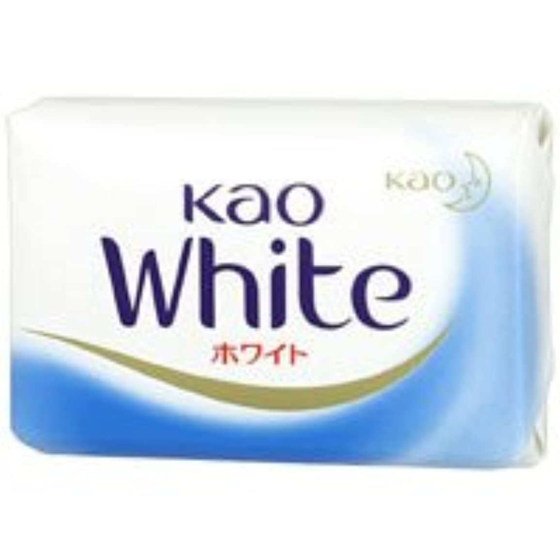 請願者食べるテーブルを設定する花王石鹸ホワイト 業務用ミニサイズ 15g