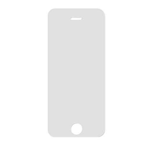 【ノーブランド品】iPhone 5S 5C SE スマートフォンに適用 強化ガラスフィルムスクリーンプロテクターガード