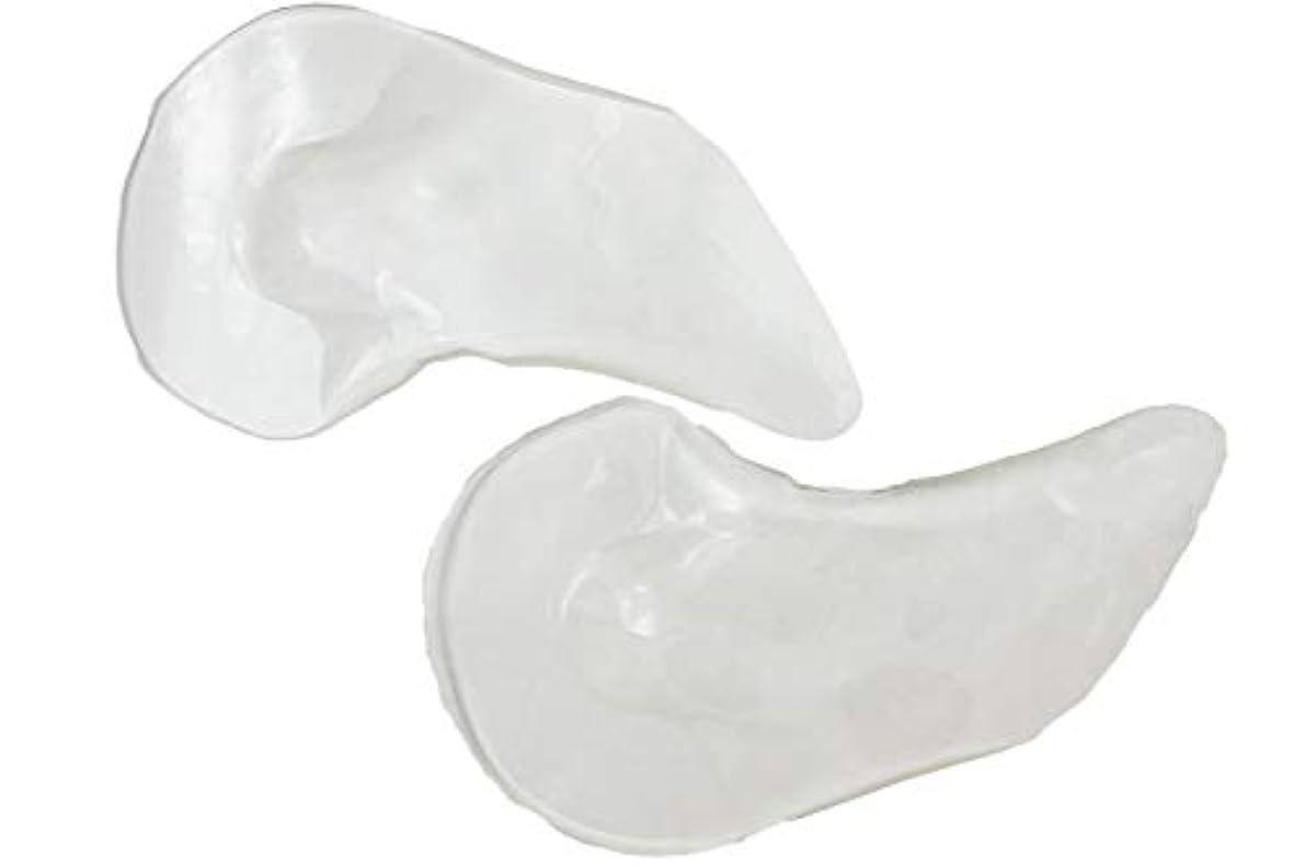 羽ドラマ動かす[コロンブス] COLUMBUS foot solution 足裏サポート クリア インソール ジェル レディース L(24.0~25.0cm)