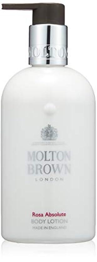 保護腹うぬぼれたMOLTON BROWN(モルトンブラウン) ローザ コレクション RA ボディローション