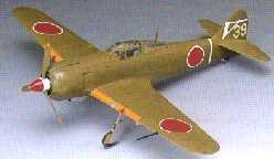 1/48 日本機・外国機 No.5 五式戦 1型乙