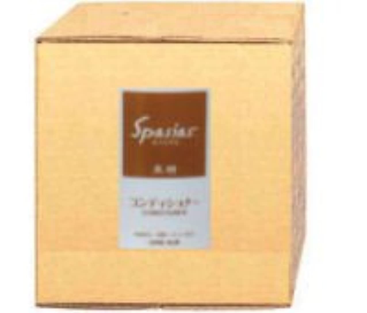 サイレントアラブ人高度フタバ化学 スパジアス黒糖コンディショナー 18L 業務用