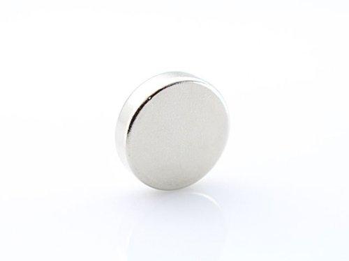 [해외]초강력 2cm 네오디뮴 자석 | 최강 자석 1 개/Super strong 2 cm neodymium magnet | 1 strongest magnet