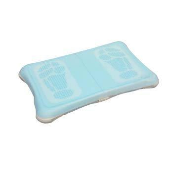 Wii バランスボード専用 シリコン保護カバー 足裏つぼ刺激 つぶつぶあり ブルー