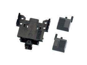 JC6325 密連形TNカプラー SP 黒 電連1段付