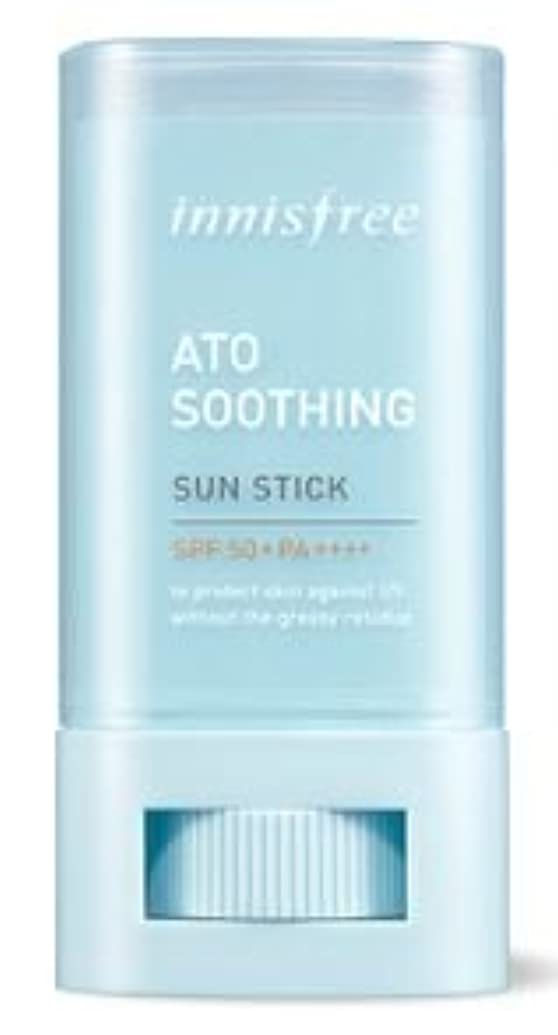 [Innisfree] Ato Soothing Sun Stick 20g SPF50 PA++++/[イニスフリー] アトスージング サンスティック20g SPF50 PA++++ [並行輸入品]