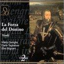 Verdi: La Forza del Destino by Giuseppe Verdi (2000-09-26)