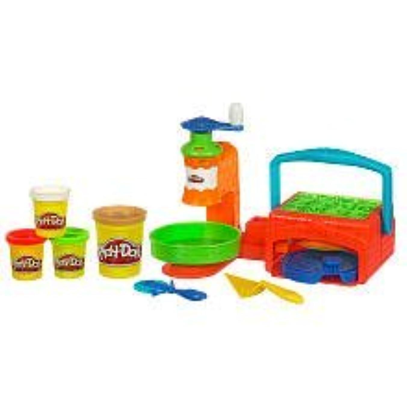 Twirl N Top Pizza Shop by Play-Doh [並行輸入品]