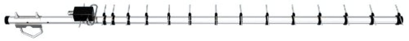胴体カヌー高架コメット COMET 固定式 モノバンド 200MHz 16エレシングル 八木アンテナ CYA-1216E