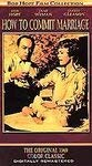Bob Hope: How to Commit a Marriage [VHS] [並行輸入品]