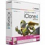 iClone4 Standard ガイドブック付 / イーフロンティア