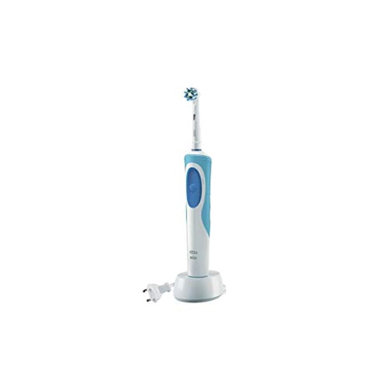 引退したマークダウン傾いたOral B Vitality Cross Action Electric Toothbrush [並行輸入品]