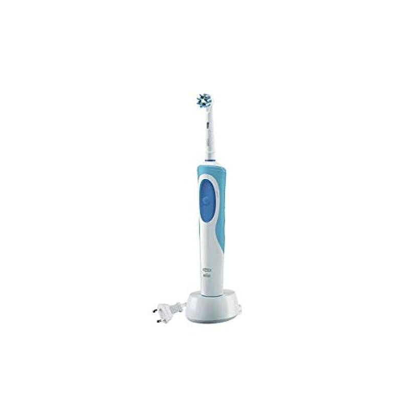 デュアルヤギ潜むOral B Vitality Cross Action Electric Toothbrush [並行輸入品]