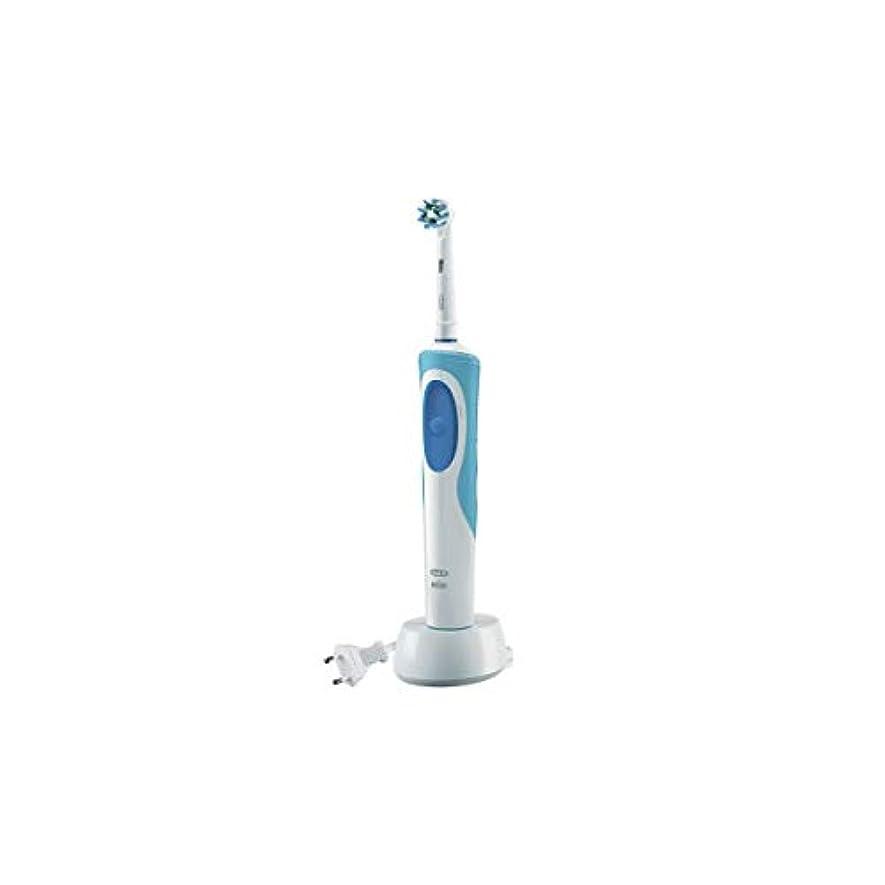 維持する罰スカーフOral B Vitality Cross Action Electric Toothbrush [並行輸入品]