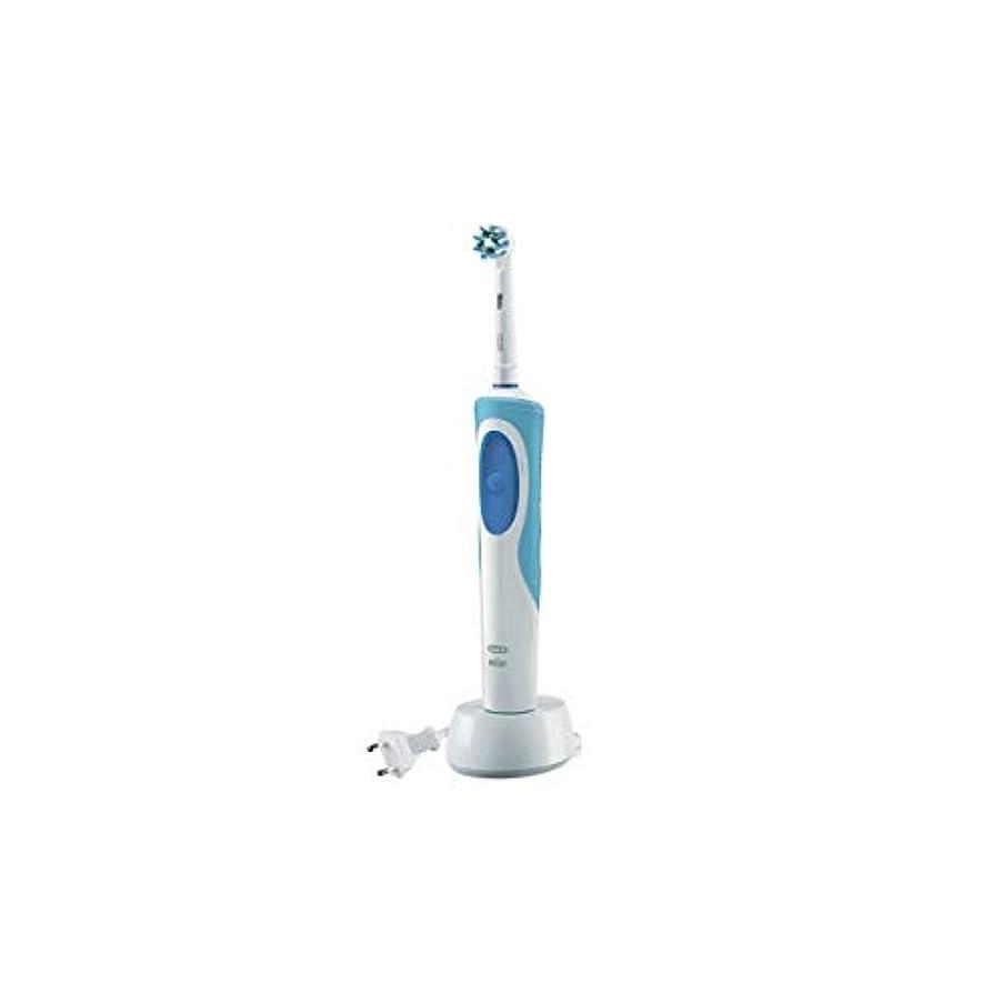 市民権やさしく組み合わせOral B Vitality Cross Action Electric Toothbrush [並行輸入品]