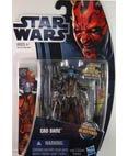 Hasbro スター・ウォーズ 2012 クローン・ウォーズ ベーシックフィギュア キャド・ベイン/Star Wars 2012 The Clone Wars Action Figure CW4 Cad Bane【並行輸入】