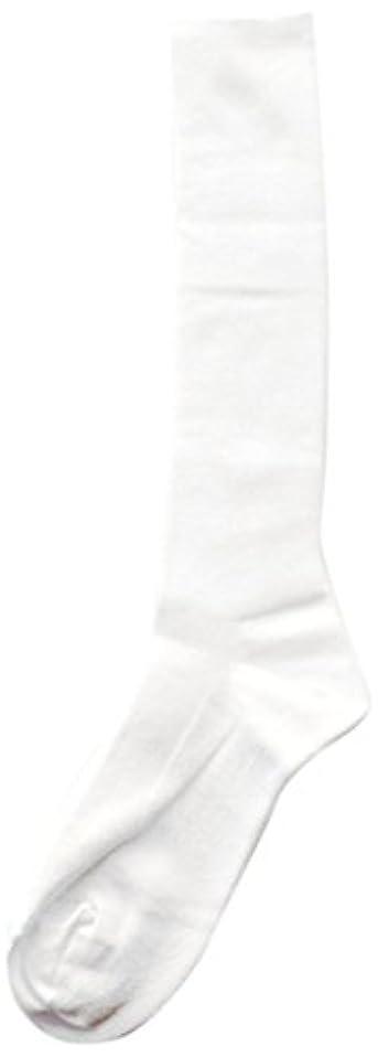 悲劇速度衰えるDeol(デオル) ハイソックス 女性用 日本製 靴下 白 23cm-25cm