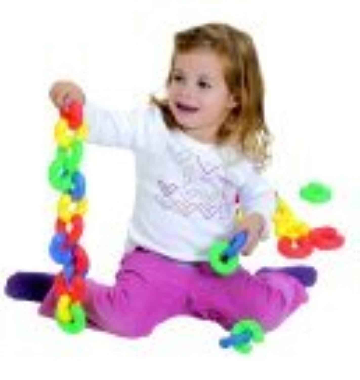 Childcraft Toddler Manipulative Libraries C Ring Set