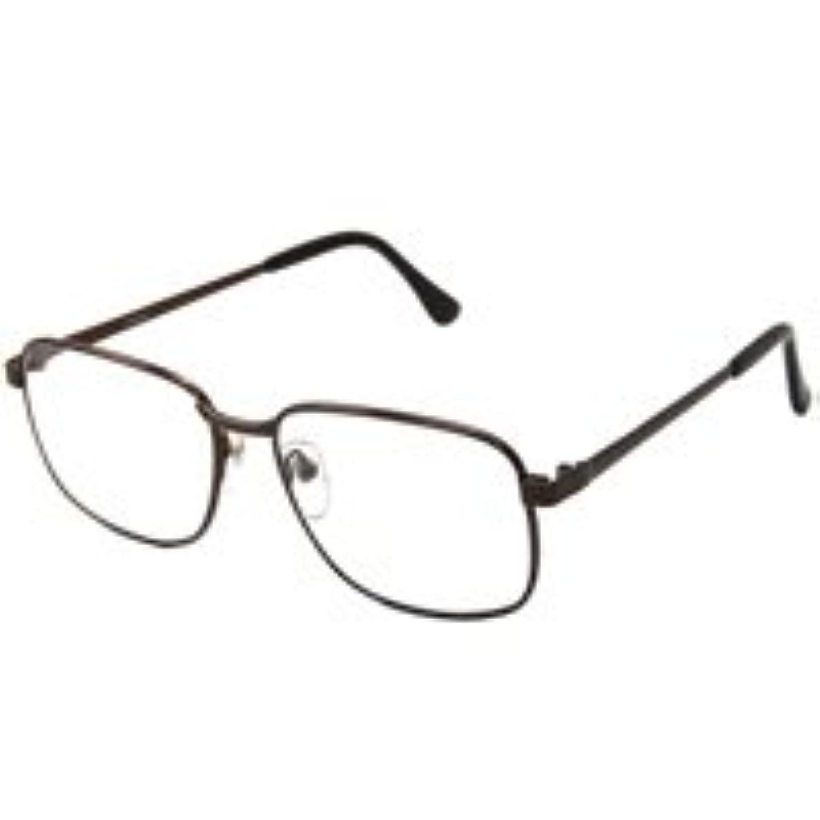 実施する艦隊加速度強度 老眼鏡 メンズ 男性用 [シニアグラス] DR-50B 度数 +4.5