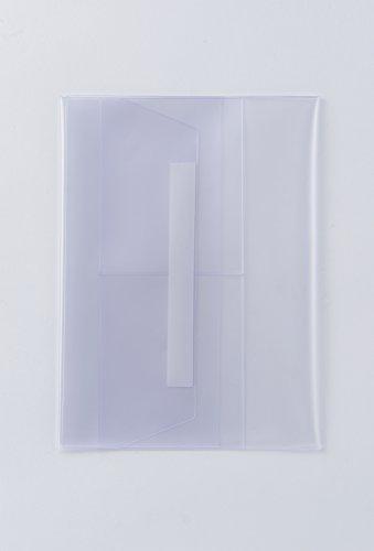 コンサイス『透明ブックカバー厚手クリアカバー』