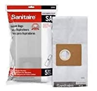 Sanitaire Style SA #68440 Premium Allergen Filtration For Model SC3700 5-pack by Electrolux [並行輸入品]