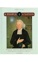 Download A People And A Nation: A History of the United States: to 1877 0547135939
