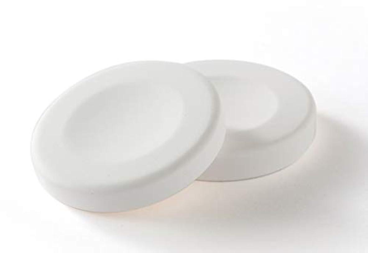 論争の的アトミックりんごaroma stone diffuser [mini] シルバー缶