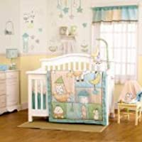 CoCaLo Once Upon a Time Crib Set 4 Piece (Discontinued by Manufacturer) [並行輸入品]