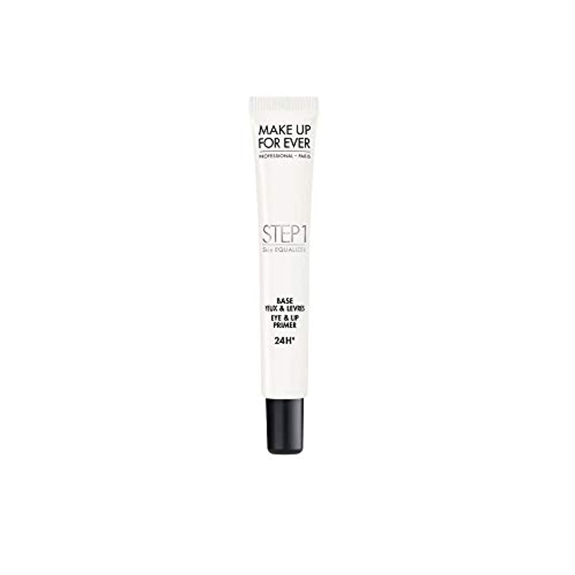 無一文電球バイアスメイクアップフォーエバー Step 1 Eye & Lip Primer 10ml/0.33oz並行輸入品