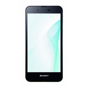 シャープ SIMフリースマートフォン AQUOS SH-M04-A(ホワイト) SH-M04-A-W